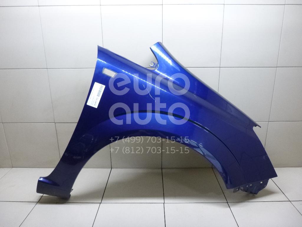 Купить Крыло переднее правое Opel Zafira B 2005-2012; (93184412)