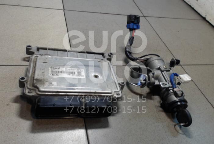 Купить Блок управления двигателем Kia Ceed 2007-2012; (391102B540)