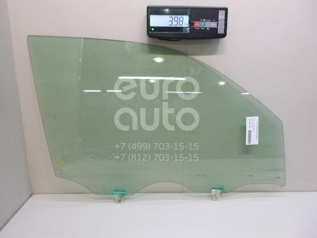 Купить Стекло двери передней правой Nissan X-Trail (T31) 2007-2014; (80300JG000)