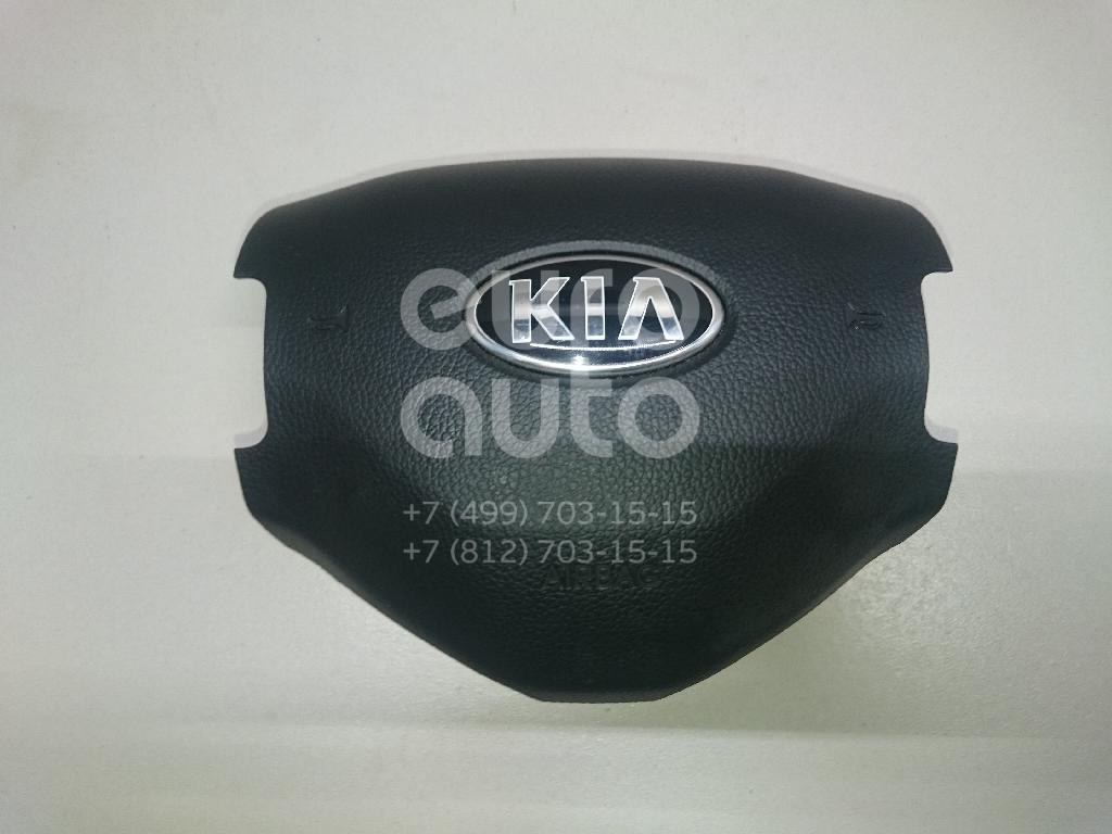 Купить Подушка безопасности в рулевое колесо Kia Sportage 2010-2015; (569003U101EQ)
