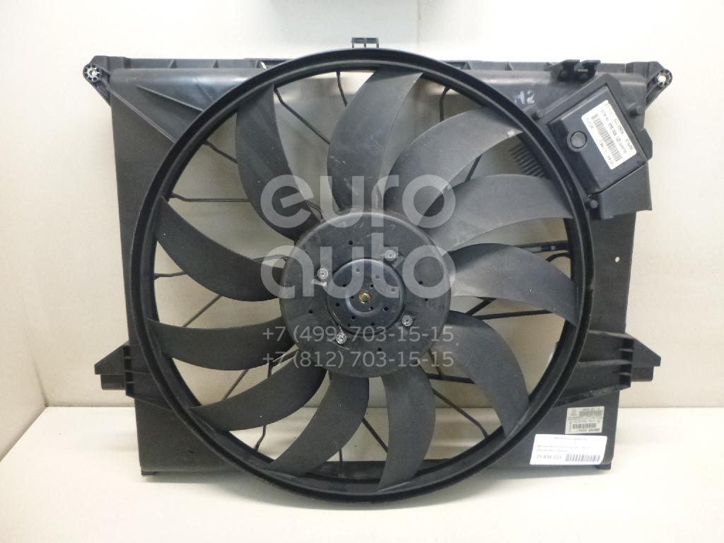 Купить Вентилятор радиатора Mercedes Benz W164 M-Klasse (ML) 2005-2011; (1645000093)