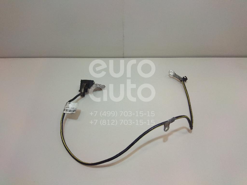 Купить Клемма аккумулятора минус Nissan Juke (F15) 2011-; (240801KA0C)