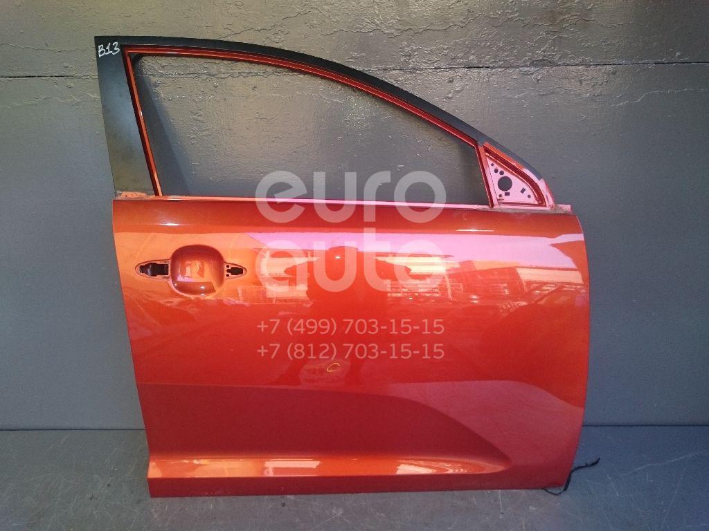 Купить Дверь передняя правая Kia Sportage 2010-2015; (760043W000)