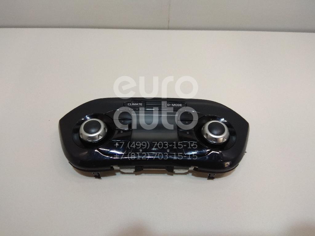 Купить Блок управления климатической установкой Nissan Juke (F15) 2011-; (248451KA1A)
