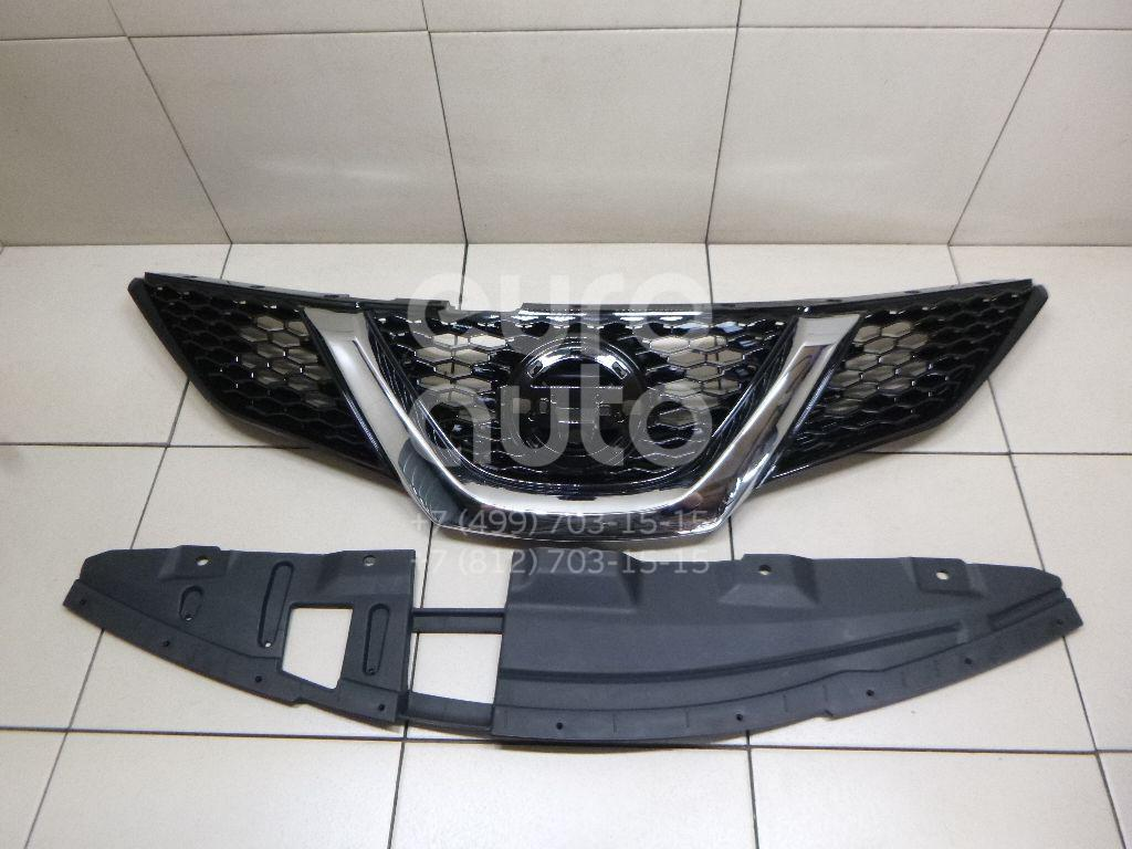 Купить Решетка радиатора Nissan Qashqai (J11) 2014-; (STDT660930)