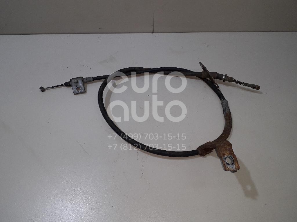 Купить Трос стояночного тормоза левый Ssang Yong Actyon New/Korando C 2010-; (4901034202)