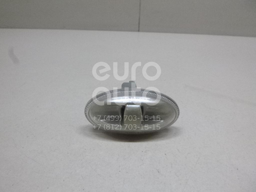 Купить Повторитель на крыло белый Citroen Berlingo (NEW) (B9) 2008-; (6325G3)