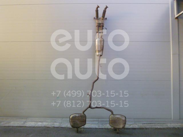 Купить Глушитель основной Volvo S80 2006-2016; (30742408)