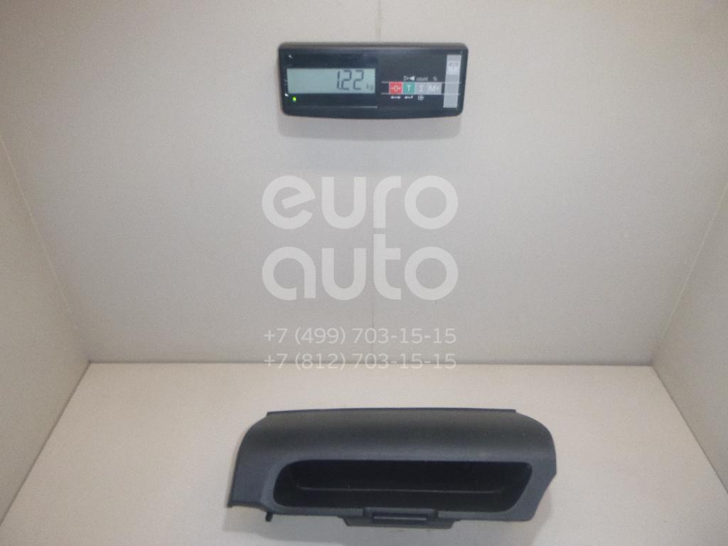 Купить Крышка (дверца) бардачка Nissan Note (E11) 2006-2013; (685109U100)