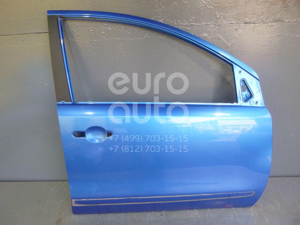Купить Дверь передняя правая Nissan Note (E11) 2006-2013; (H01009U0M0)