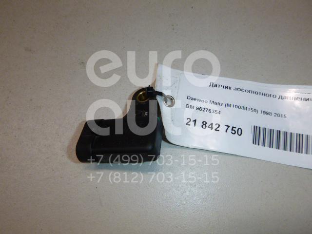 Купить Датчик абсолютного давления Daewoo Matiz (M100/M150) 1998-2015; (96276354)