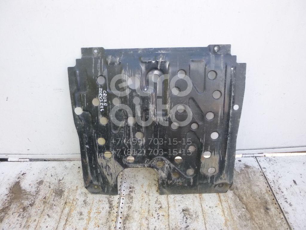 Купить Защита картера Chevrolet Cruze 2009-2016; (13266389)