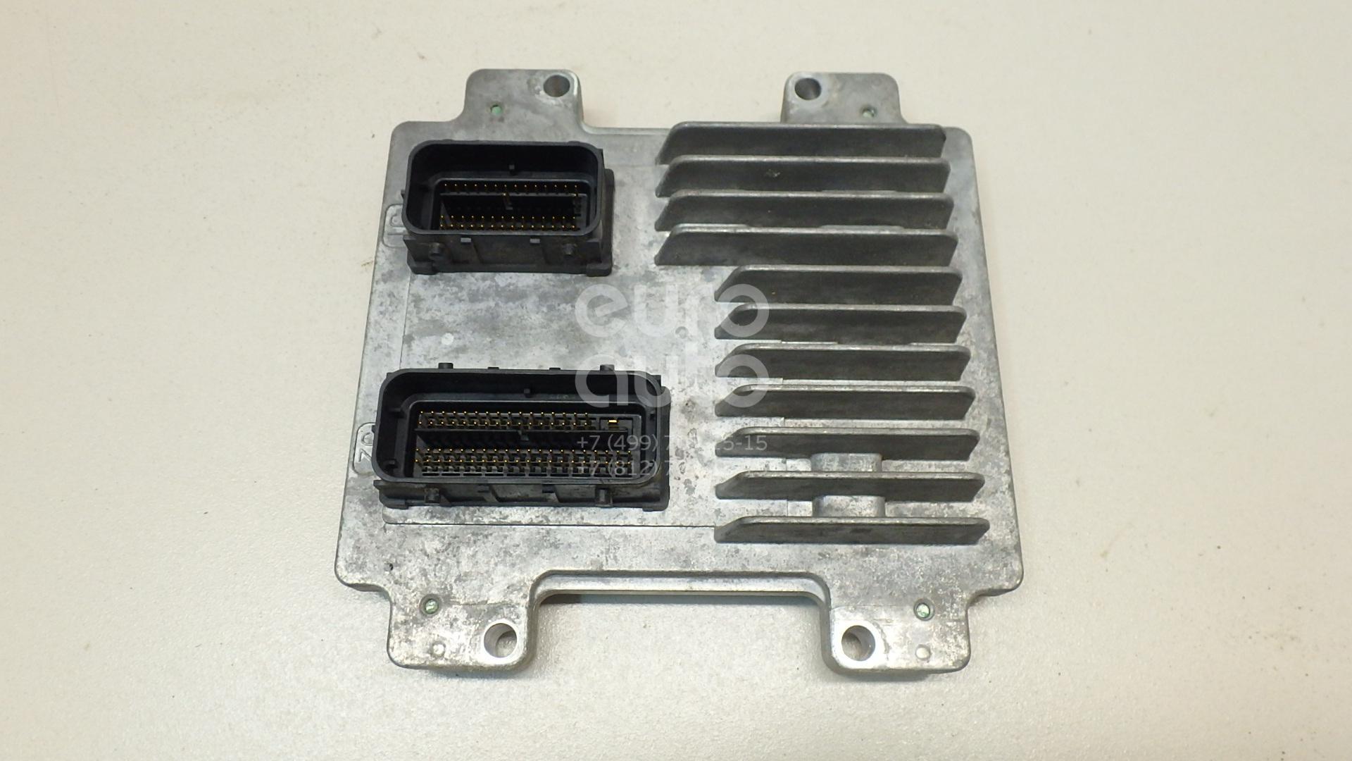 Купить Блок управления двигателем Opel Astra J 2010-; (12621466)