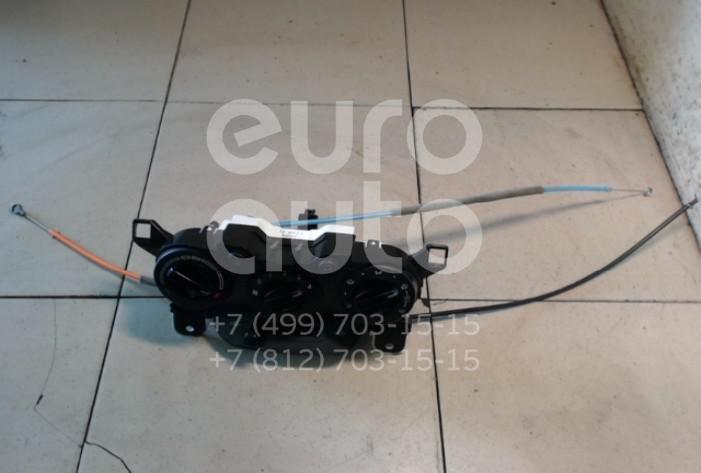 Блок управления отопителем Mazda Mazda 2 (DE) 2007-2014; (DF7161190B)  - купить со скидкой