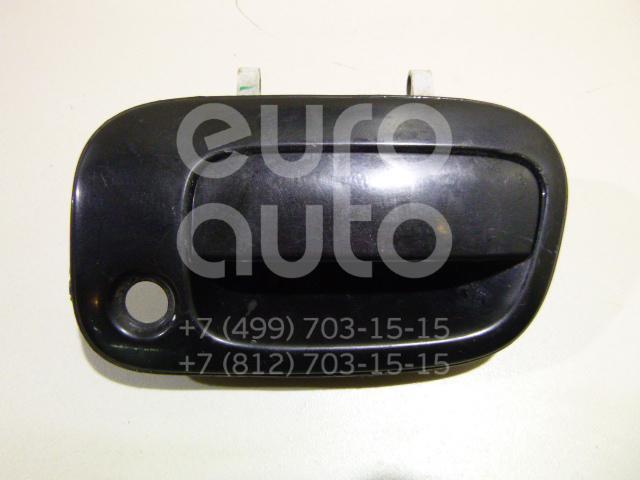 Купить Ручка двери багажника наружная Toyota RAV 4 2000-2005; (6909042050)