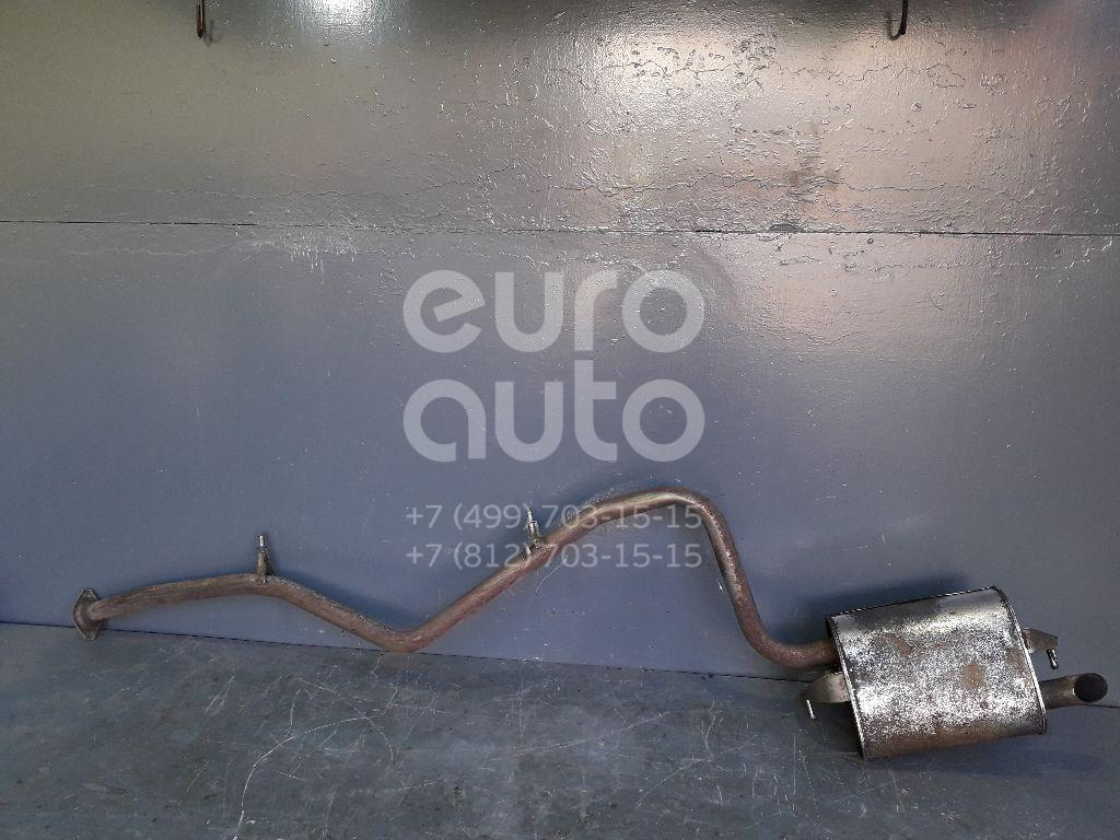 Купить Глушитель основной Toyota Avensis III 2009-; (174300T080)