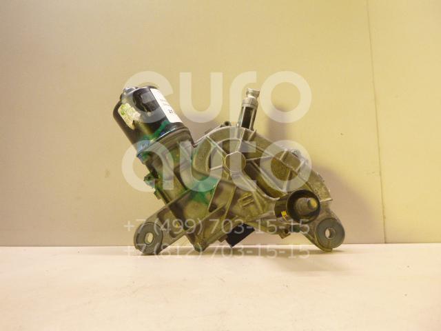 Купить Моторчик стеклоочистителя передний Citroen C4 Picasso 2006-2014; (6405PG)