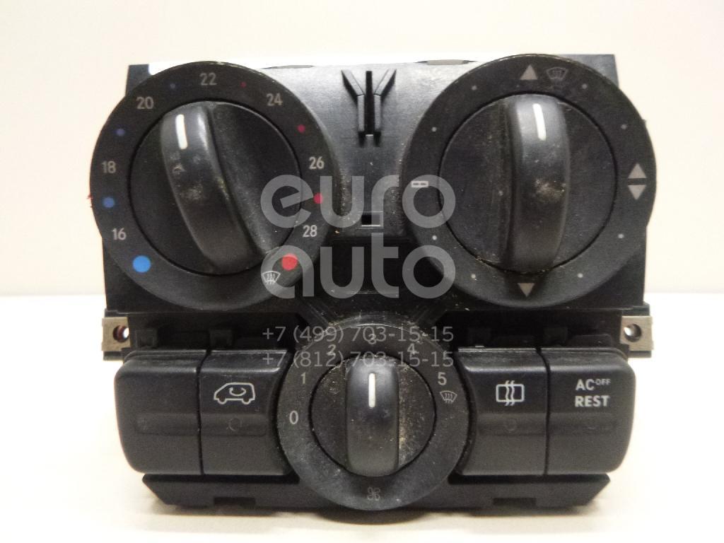 Купить Блок управления отопителем Mercedes Benz Vito/Viano-(639) 2003-2014; (6398301985)