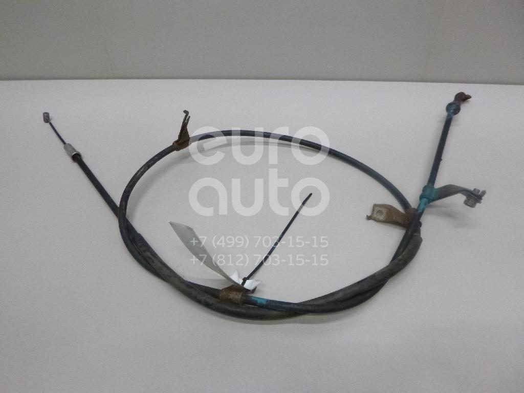 Купить Трос стояночного тормоза левый Honda Civic 4D 2006-2012; (47560SNAA53)