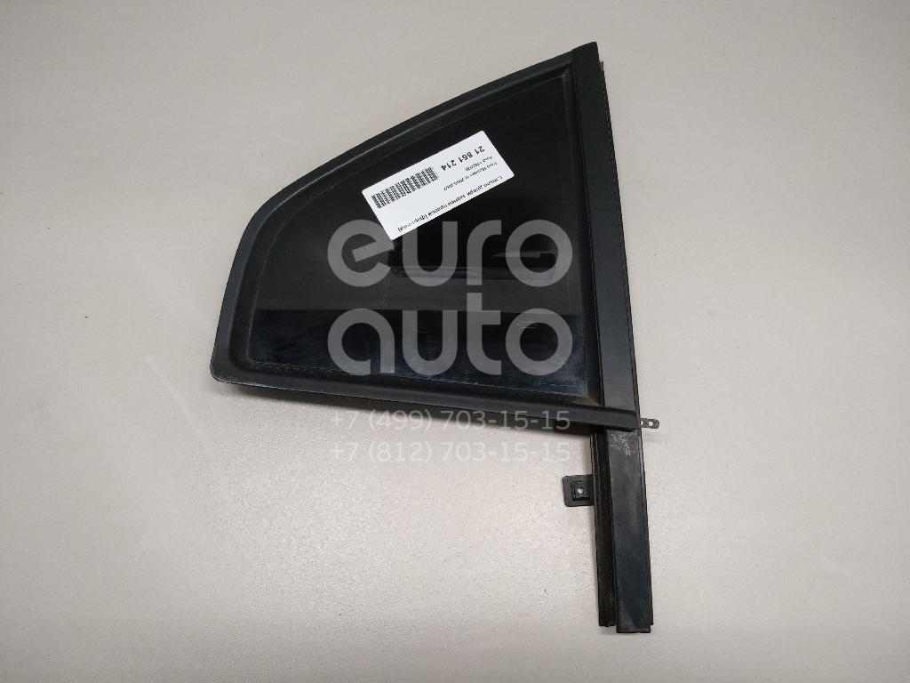Купить Стекло двери задней правой (форточка) Ford Mondeo III 2000-2007; (1353920)