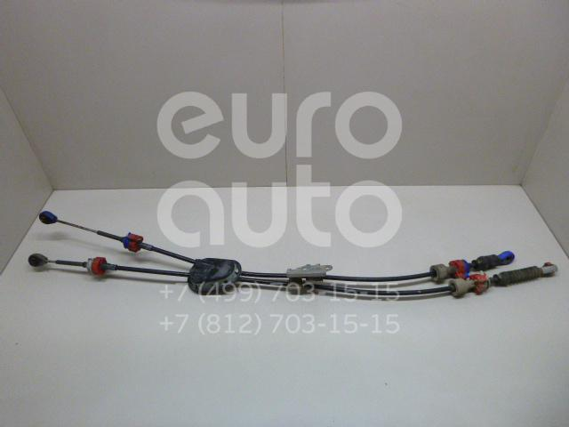 Купить Трос КПП Nissan Qashqai (J10) 2006-2014; (34413JD05A)