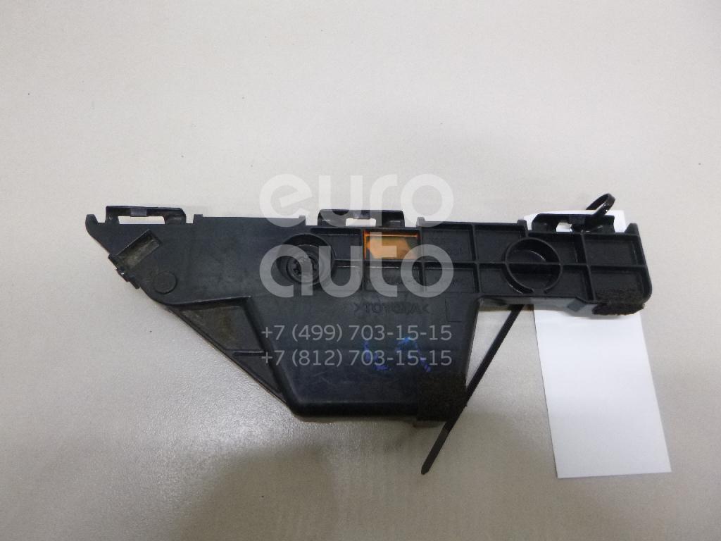 Купить Направляющая заднего бампера левая Toyota Highlander II 2007-2013; (5257648031)