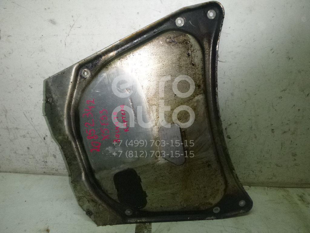 Защита картера BMW X5 E53 2000-2007; (31101095656)  - купить со скидкой