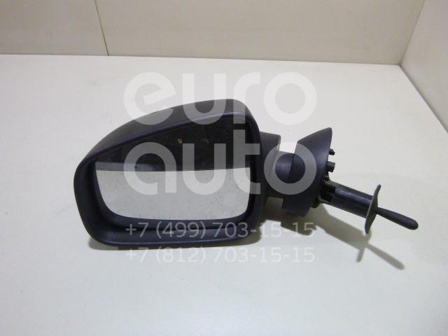Купить Зеркало левое механическое Renault Duster 2012-; (8200965091)