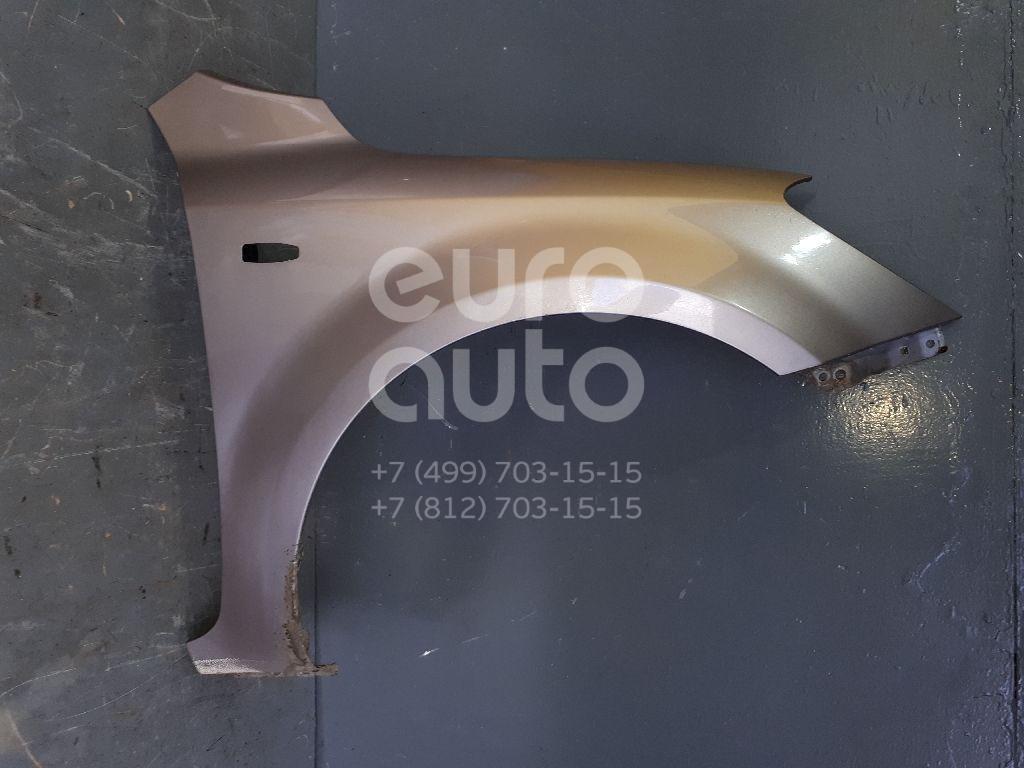 Крыло переднее правое Kia Ceed 2007-2012; (663211H010)  - купить со скидкой