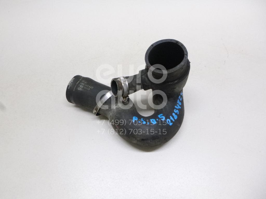 Купить Патрубок интеркулера VW Passat [B5] 1996-2000; (4B0145832)