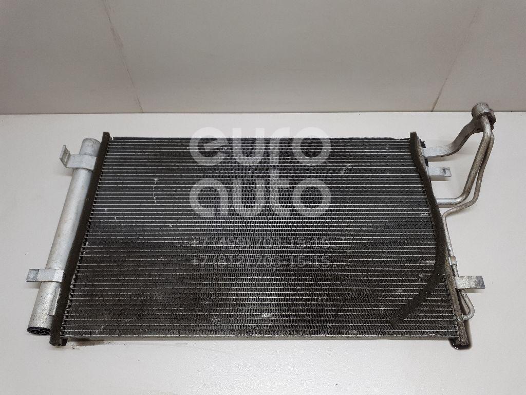 Купить Радиатор кондиционера (конденсер) Kia Ceed 2007-2012; (976061H000)