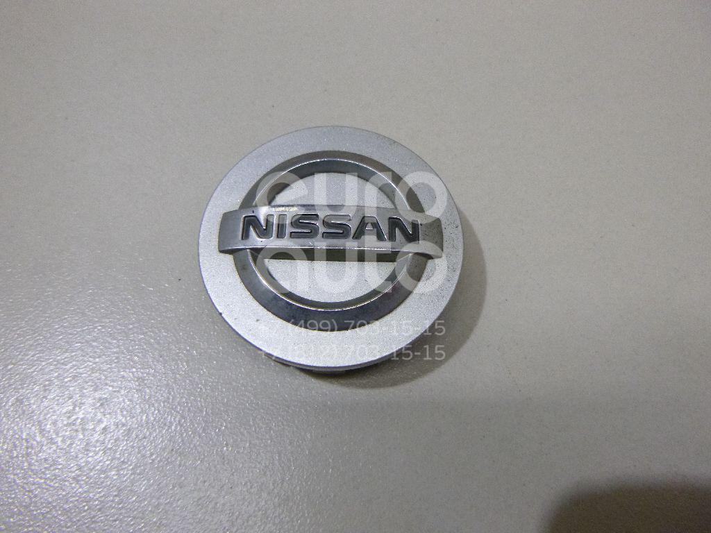 Купить Колпак декор. легкосплавного диска Nissan Juke (F15) 2011-; (40342BR01A)