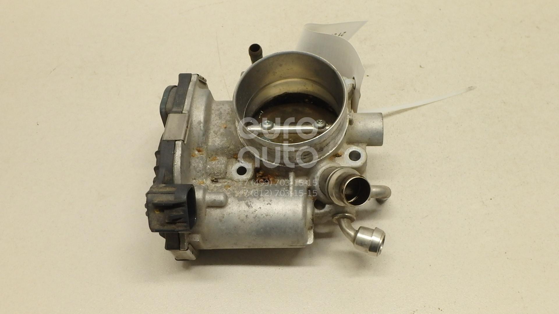 Купить Заслонка дроссельная электрическая Opel Astra J 2010-; (55561495)
