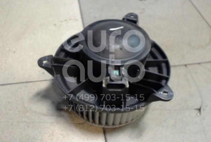 Купить Моторчик отопителя Nissan Navara (D40) 2005-2015; (27226EB31A)