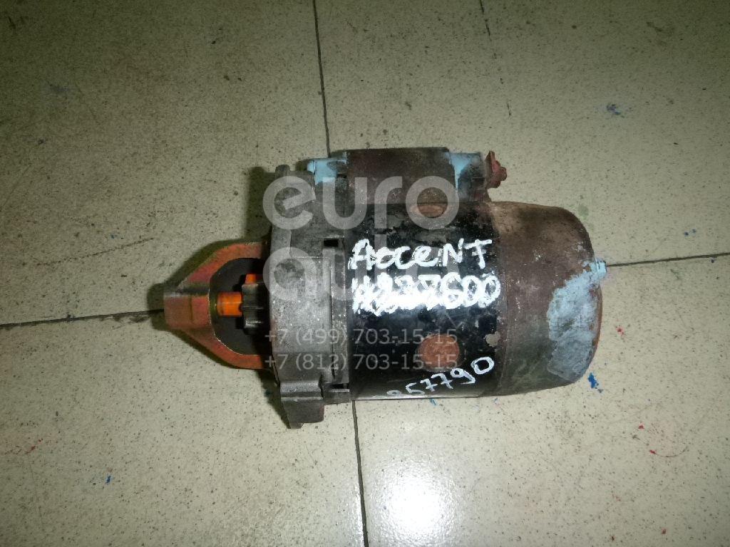 Купить Стартер Hyundai Accent II (+ТАГАЗ) 2000-2012; (3610021740)
