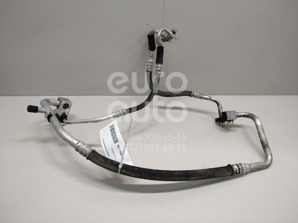 Купить Трубка кондиционера Opel Corsa D 2006-2015; (13338414)