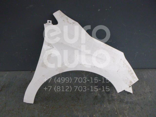 Крыло переднее правое Citroen C4 II 2011-; (7841AX)  - купить со скидкой