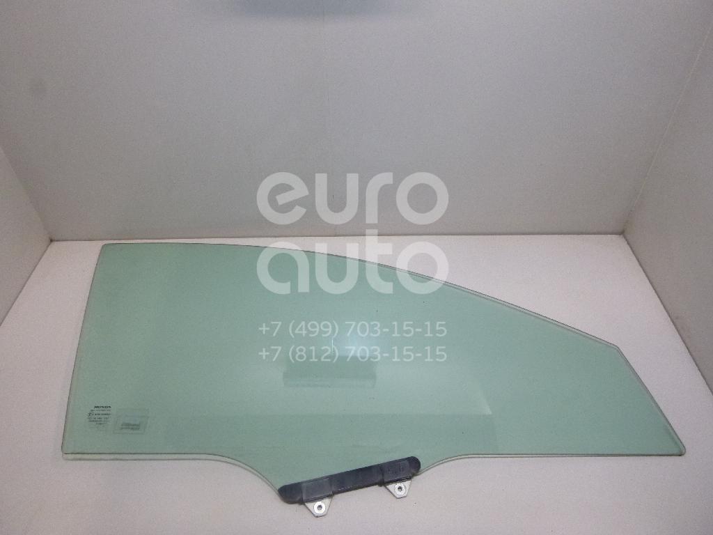 Купить Стекло двери передней правой Honda CR-V 2007-2012; (73300SWYG00)