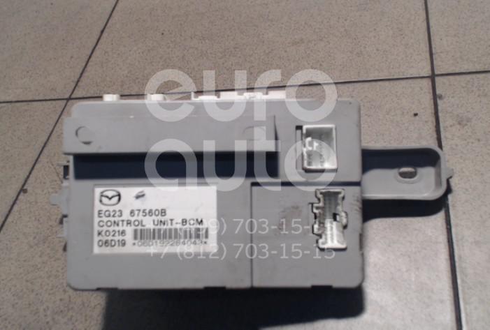 Купить Блок комфорта Mazda CX 7 2007-2012; (EG2367560B)