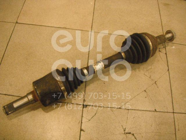 Купить Полуось передняя левая Opel Antara 2007-2015; (96624723)
