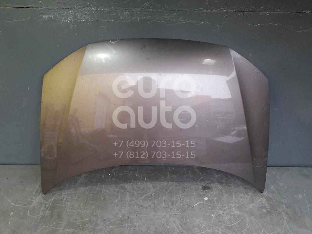 Купить Капот Honda Civic 4D 2012-2016; (60100TS6H00ZZ)
