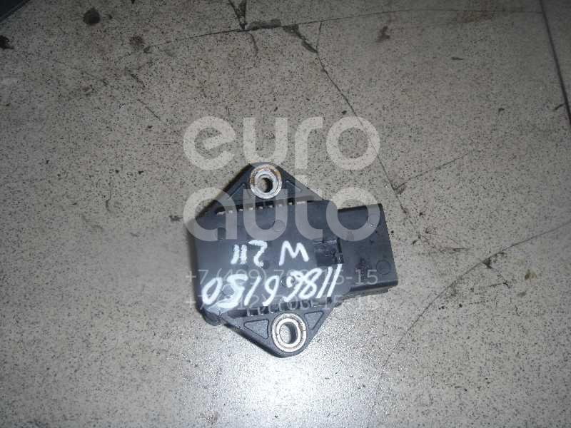 Купить Датчик ускорения Mercedes Benz W211 E-Klasse 2002-2009; (0025426618)