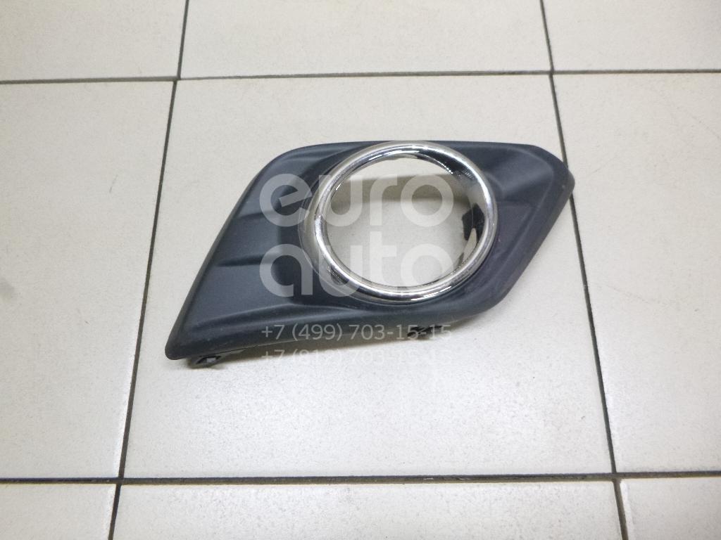 Купить Рамка противотуманной фары правой Nissan X-Trail (T32) 2014-; (622564BA0B)