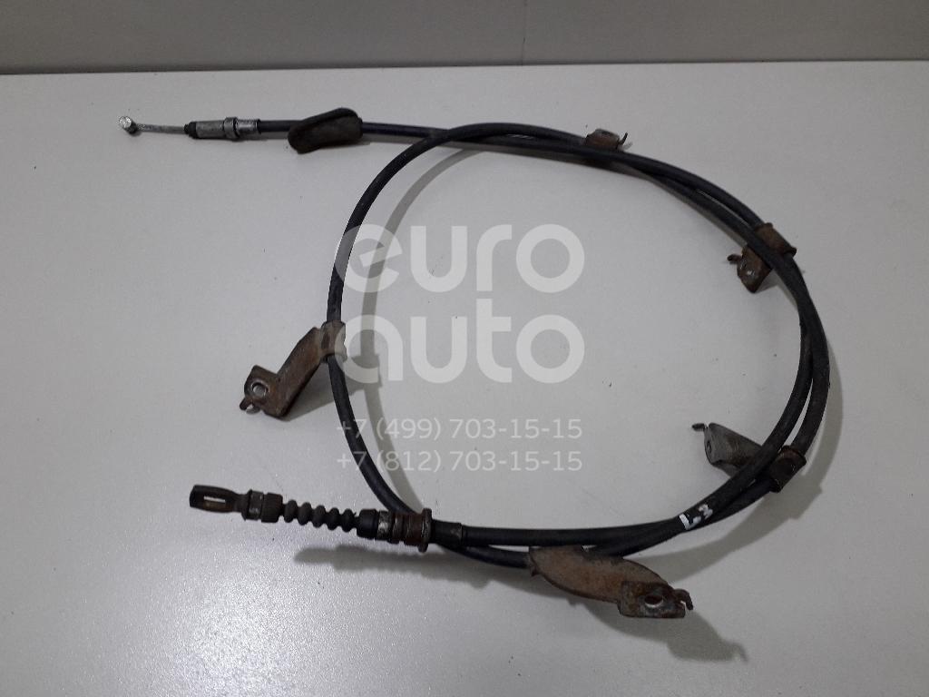Купить Трос стояночного тормоза левый Honda Civic 4D 2012-2016; (47560TR0A52)