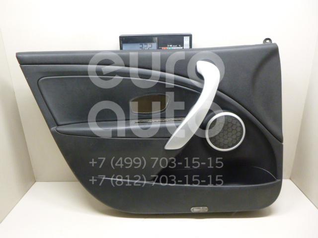 Купить Обшивка двери передней левой Renault Fluence 2010-2017; (809010486R)