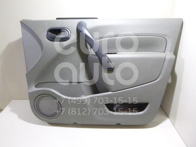 Купить Обшивка двери передней правой Renault Kangoo 2008-; (809009267R)