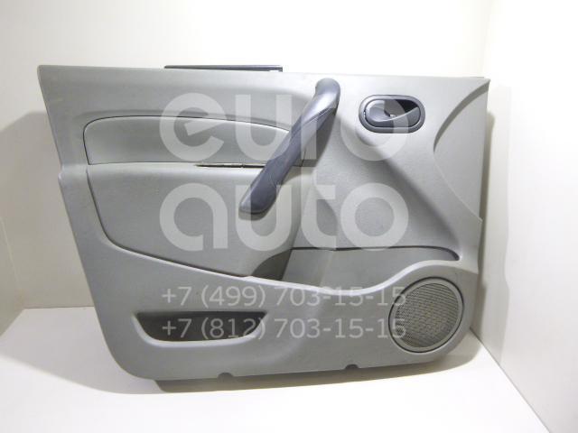 Купить Обшивка двери передней левой Renault Kangoo 2008-; (809013575R)