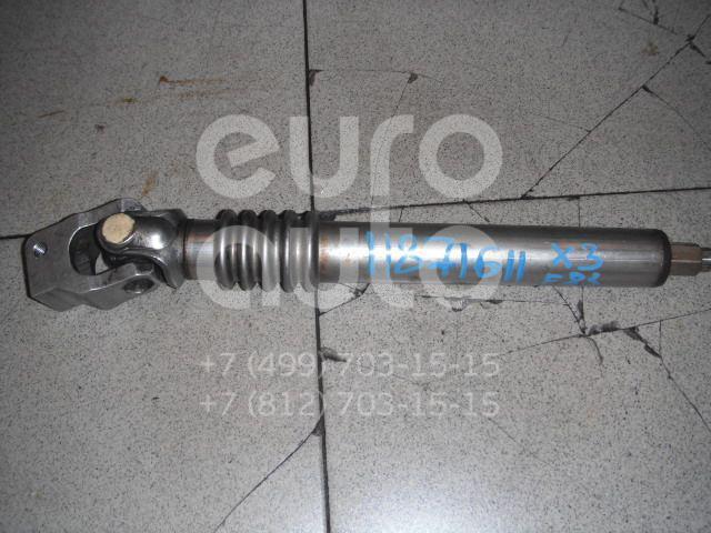 Купить Кардан рулевой BMW X3 E83 2004-2010; (32303413412)