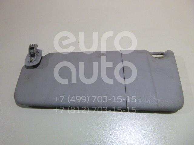 Козырек солнцезащитный (внутри) Renault Clio II/Symbol 1998-2008; (7700433431)