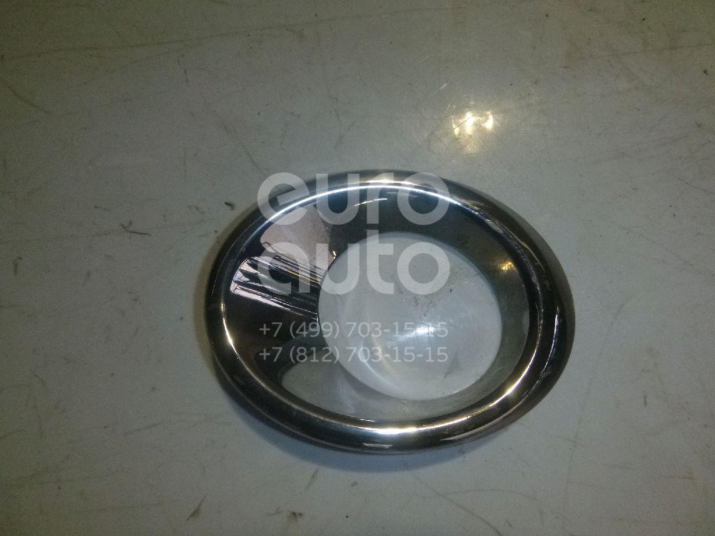 Купить Рамка противотуманной фары левой Nissan Pathfinder (R52) 2014-; (622573KA0B)